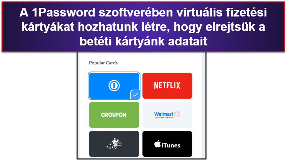 A 1Password biztonsági funkcióiról