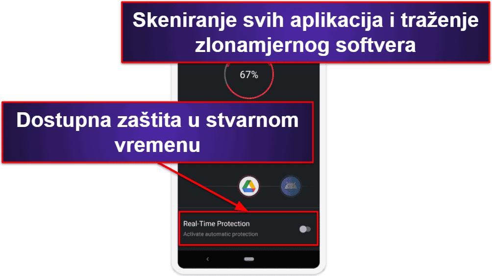 TotalAV mobilna aplikacija