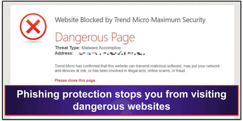 Trend Micro Security Features